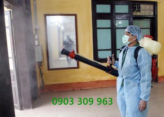 Nhận phun thuốc khử trùng cho đơn vị vận chuyển Gò Vấp