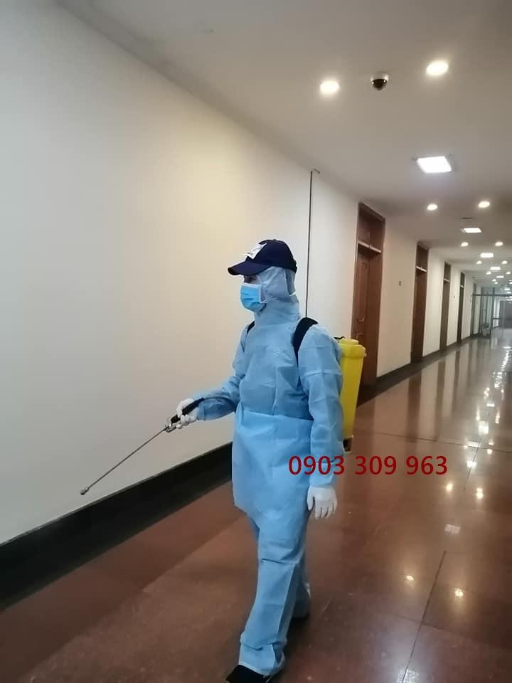Công ty nhận phun khử trùng các công trình phòng dịch Covid