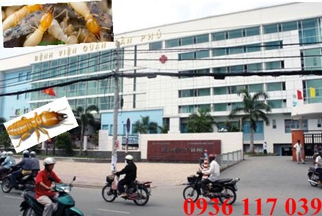Công ty Diệt mối Tận Gốc tại bệnh viện quận Tân Phú-