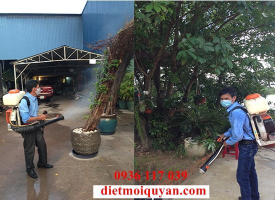 Bán thuốc diệt và phun muỗi hiệu quả tại nhà ở tại Phú Nhuận