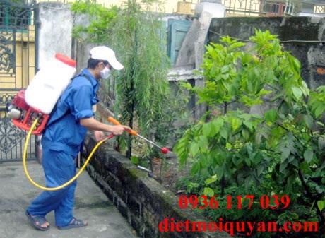 Diệt muỗi tại quận bình tân - diet muoi tai quan binh tan