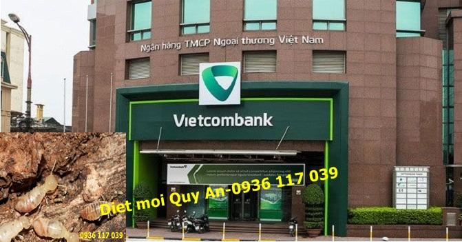Tìm địa điểm công ty diệt mối ngân hàng tại Hóc Môn