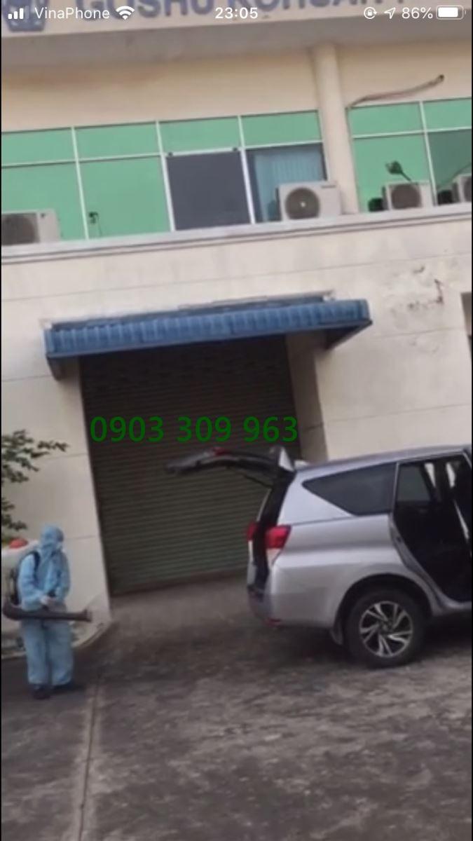 Tìm công ty phun khử trùng mùa dịch ở Hóc Môn